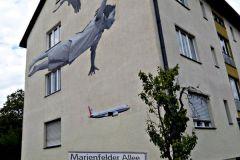 Kreuzung Hildburghauser und Friedenfelser Straße